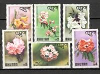 Bhutan. 1976. Flores. MNH**